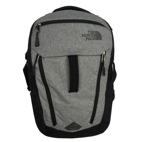 The North Face Surge 2015 Backpack Black/Grey