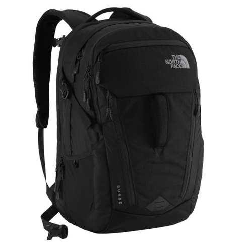 The North Face Surge 2015 Backpack Black