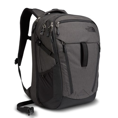 The North Face Surge 2015 Backpack Grey Heather