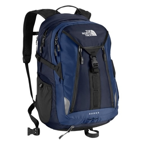The North Face Surge Backpack Blue