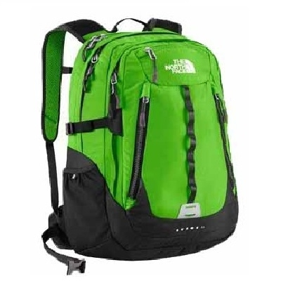 The North Face Surge II Backpack Green