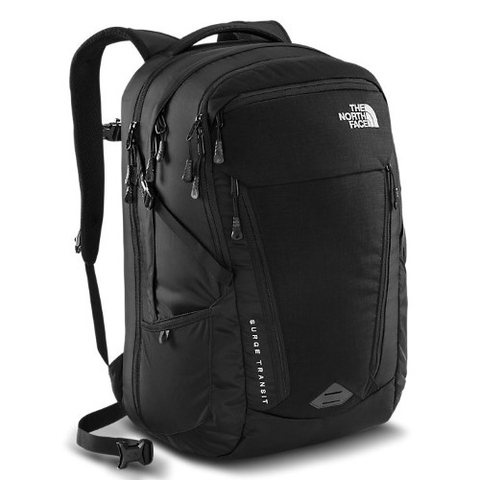 The North Face Surge Transit 2016 Backpack Black