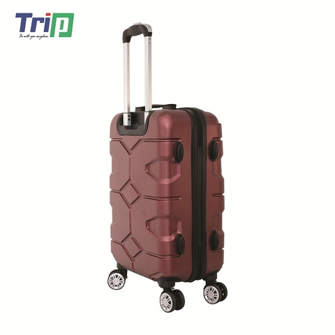 Vali Trip PC912 20 Inch Red
