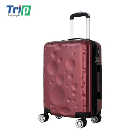 Vali Trip PC913 20 Inch Red