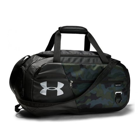 UA Undeniable Duffel 4.0 Small Duffle Bag Camo