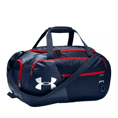UA Undeniable Duffel 4.0 Small Duffle Bag Navy