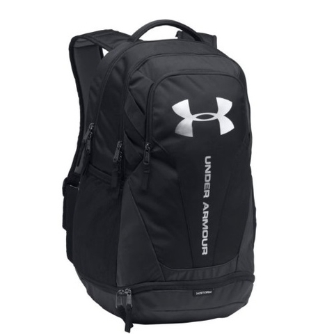 Under Armour Hustle 3.0 Backpack Black
