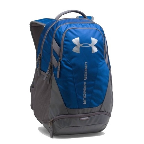 Under Armour Hustle 3.0 Backpack Blue/Grey