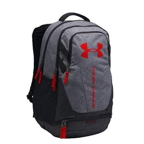 Under Armour Hustle 3.0 Backpack Grey/Black