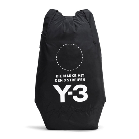 Y-3 Yohji Backpack Black DQ0629
