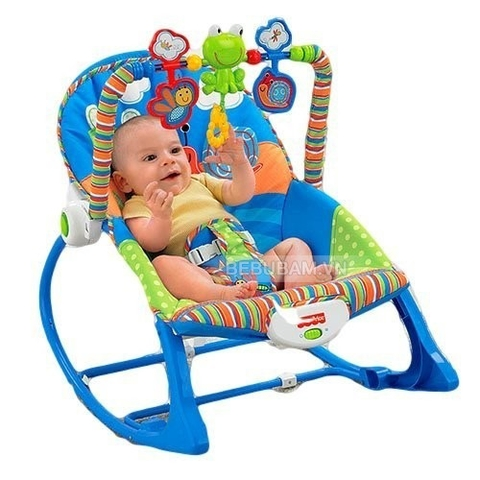 Ghế rung Fisher Price H55