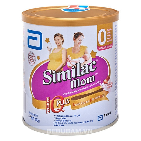 Sữa Similac Mom IQ - 400g