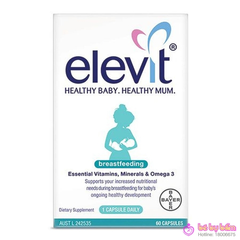 Vitamin Elevit sau sinh (Breastfeeding)