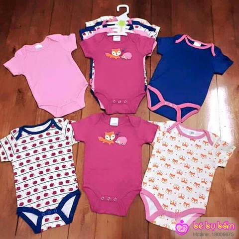 Set 5 Body baby Gear