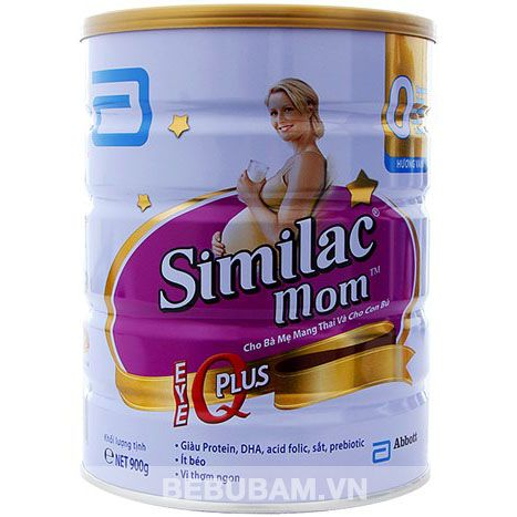 Sữa Similac Mom IQ - 900g