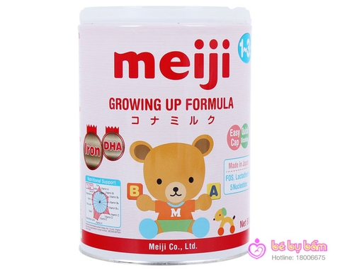 Sữa Meiji 9 Growing Up Formula 800g (1-3 tuổi)