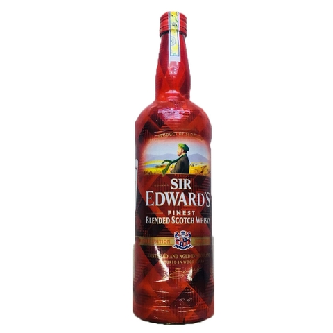 Rượu Sir Edward's Finest Scotch Whisky-Scotland (700ml, 40%)'