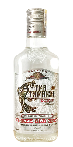Rượu Three Old Men Lux-Nga (500ml,40%)
