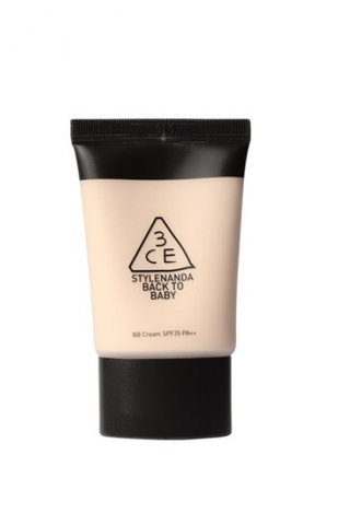 3CE BACK TO BABY - BB CREAM