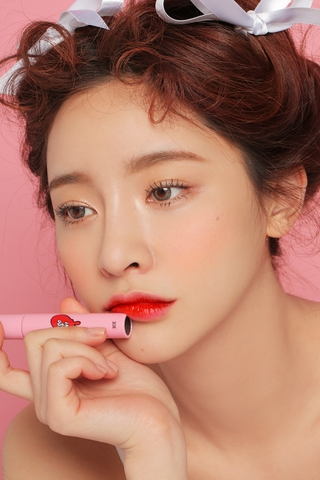 3CE TATTOO LIP TINT #LUZTIC