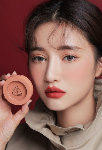 3CE MOOD RECIPE FACE BLUSH #ROSE BEIGE