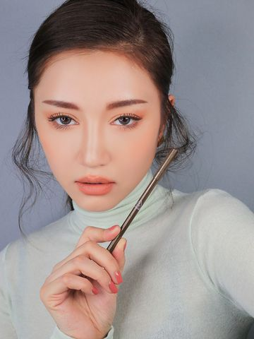 3CE SUPER SLIM WATERPROOF EYE LINER #CHOCOLATE BROWN