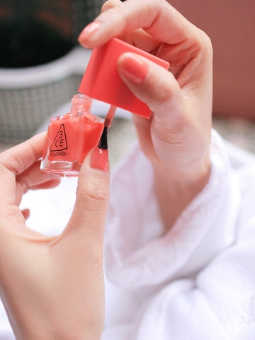 3CE NAIL LACQUER #CR01