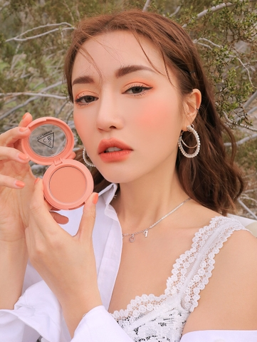 3CE FACE BLUSH #PEACH SPLASH