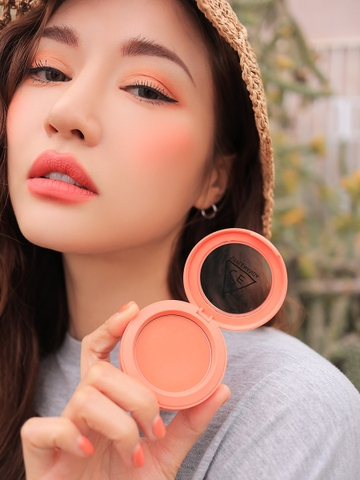 3CE FACE BLUSH #SOFT SALMON