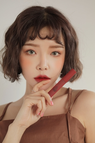 3CE SMOOTHING LIP TINT #VINTAGE BRICK