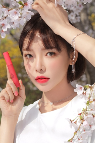 3CE SMOOTHING LIP TINT #DOLLYFIED