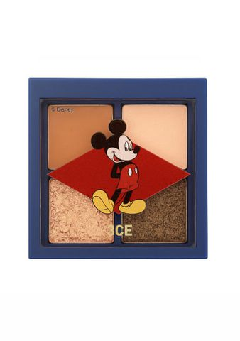 [3CE | Disney] 3CE MINI MULTI EYE COLOR PALETTE #ALMOND FUDGE