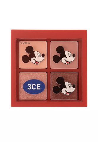[3CE | Disney] 3CE MINI MULTI EYE COLOR PALETTE #SIDE BY SIDE