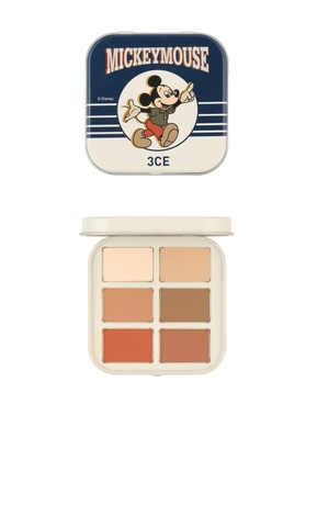 [3CE | Disney] 3CE MATTE EYE COLOR PALETTE #OVER AND OUT