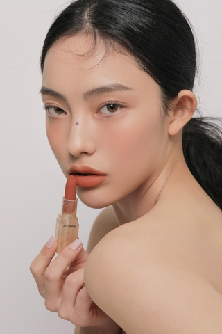 3CE SOFT MATTE LIPSTICK #ORANGE BREEZE