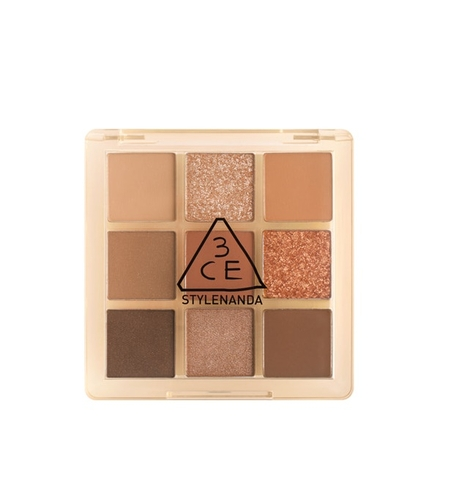 3CE MULTI EYE COLOR PALETTE #BUTTER CREAM