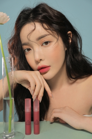 3CE BLUR WATER TINT #PINK GUAVA