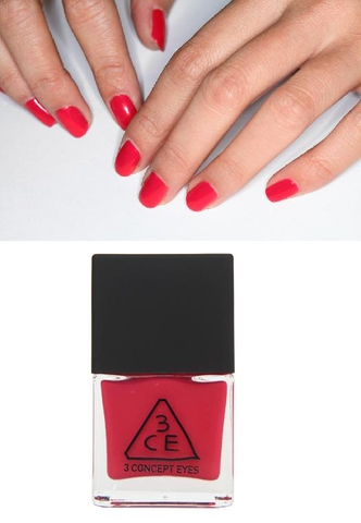 3CE NAIL LACQUER #RD02