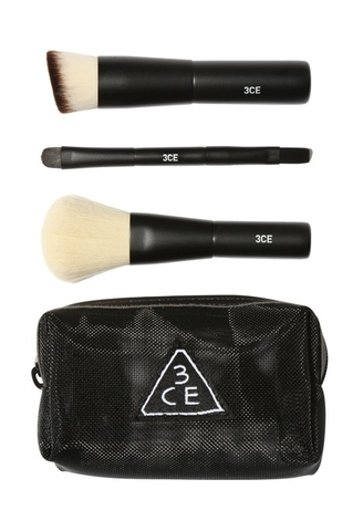 3CE MESH BRUSH KIT
