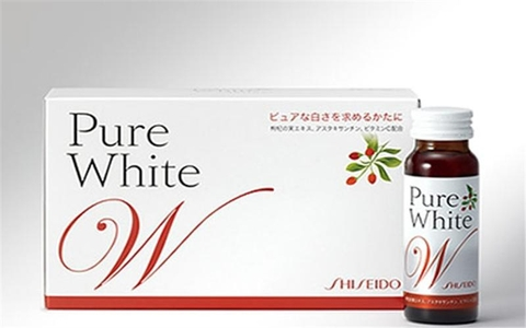 Shiseido Collagen Pure White