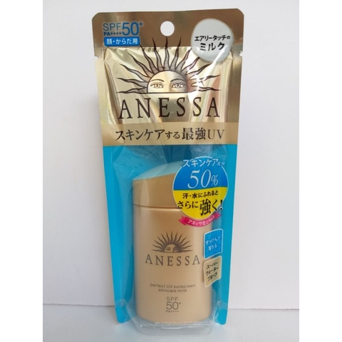 KCN Anessa Perfect UV Milk SPF50+PA++++ 60ml (da khô)