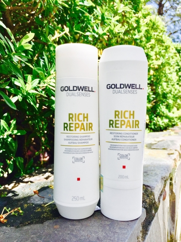 Cặp gội xả Goldwell Rich Repair 250ml