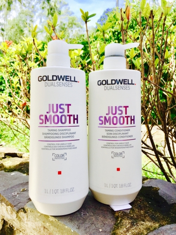 Phục hồi tóc Goldwell Just Smooth 1000ml
