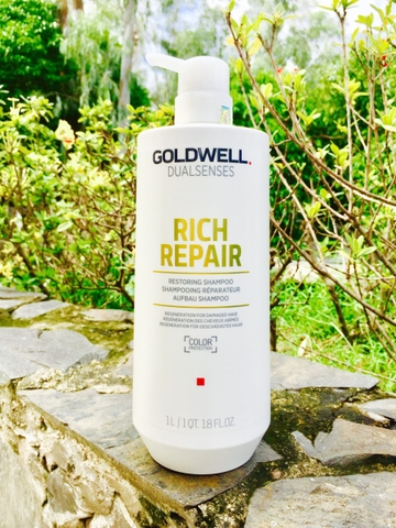 Dầu gội Goldwell Rich Repair 1000ml