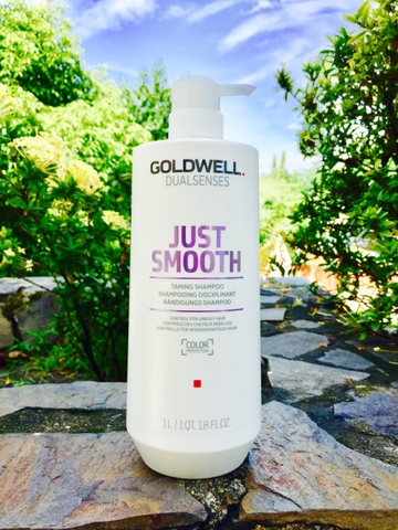 Dầu gội đầu Goldwell Just Smooth 1000ml