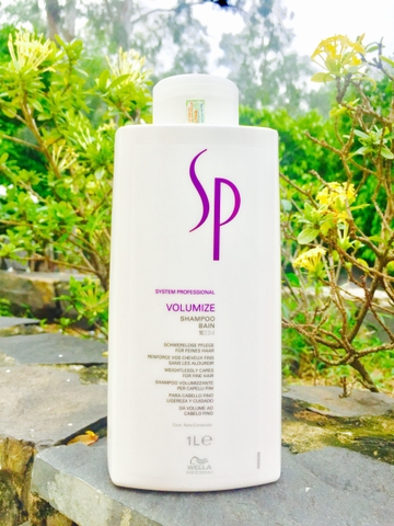 Dầu gội Wella SP Volumize 1000ml