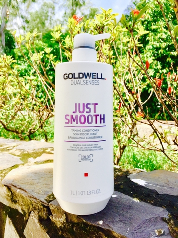 Dầu xả tóc Goldwell Just Smooth 1000ml