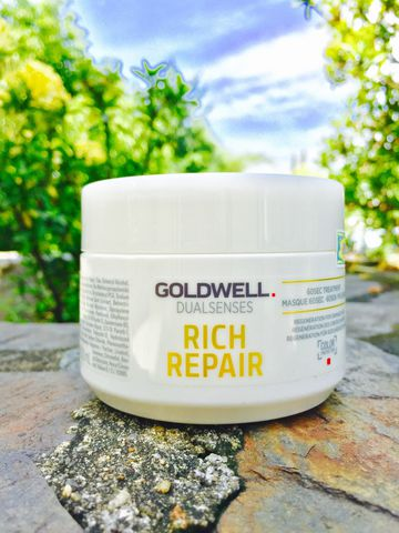 Dầu hấp Goldwell Rich Repair 60Sec 200ml