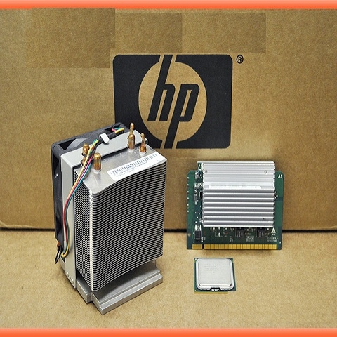 Heatsink Server HP ML350 G5 + VRM