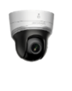 CAMERA IP SPEED DOME - PTZ (Pan/Tilt/Zoom) DS-2DE2204IW-DE3/W (Indoor)